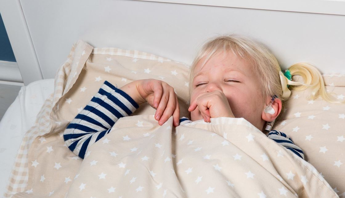 How do I... help my deaf child cope with tiredness?