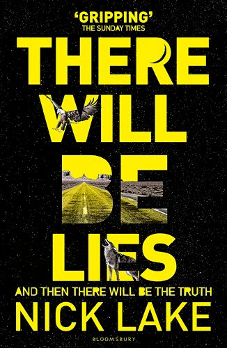 There will be Lies - cover
