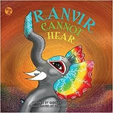 Ranvir Cannot Hear book cover