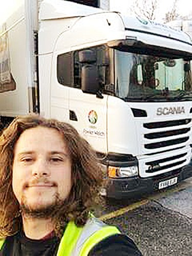 Deaf adult with HGV