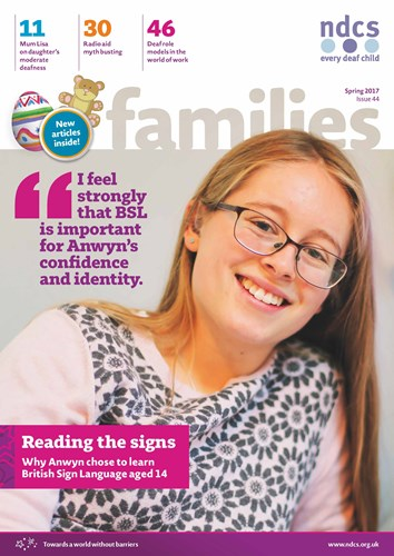 Families magazine issue 44 spring 2017