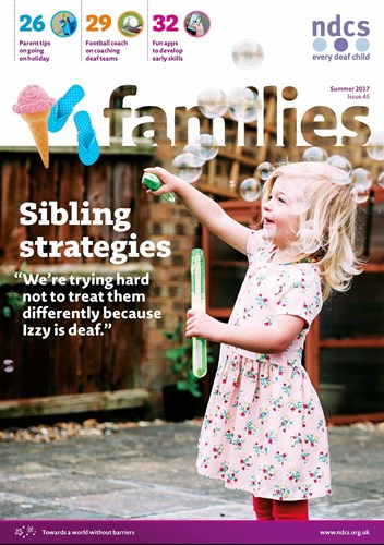 Families magazine issue 45 summer 2017