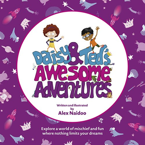 Daisy and Ted's Awesome Adventures book cover