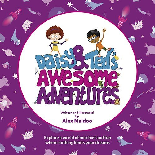 Daisy & Ted's Awesome Adventures book cover