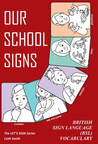 Our School Signs book cover