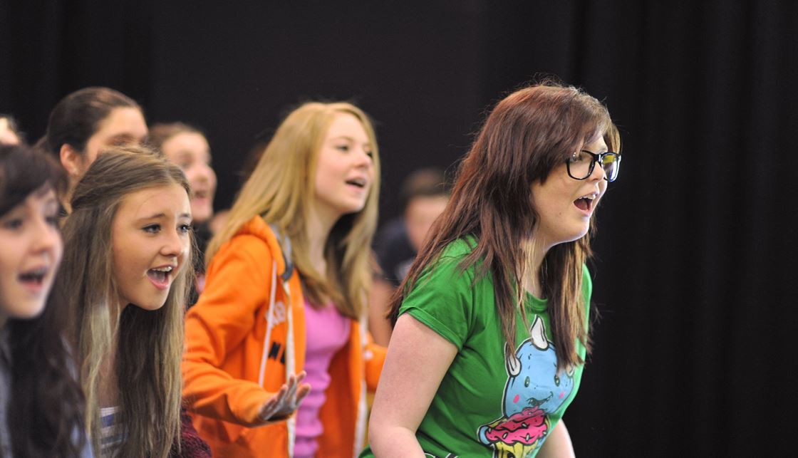 Accessible school plays | Drama and deaf children guidance for teachers