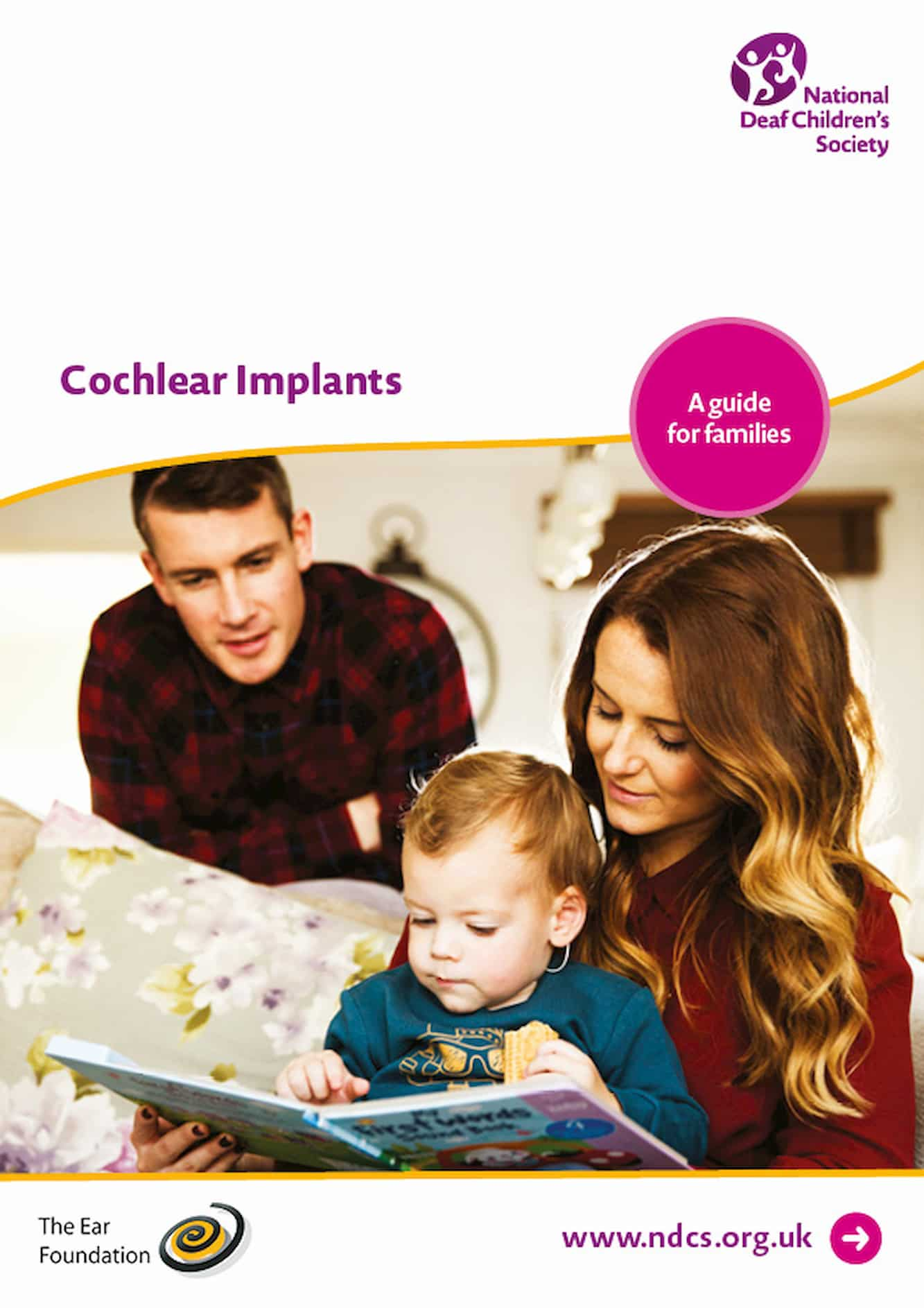 Cochlear Implants – A guide for families