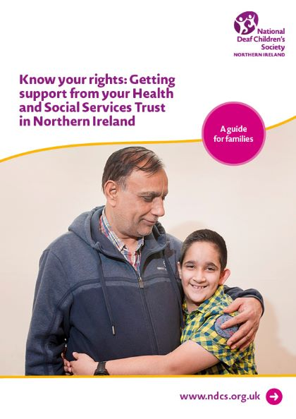 Know your rights: Getting support from your Health and Social Services Trust in Northern Ireland