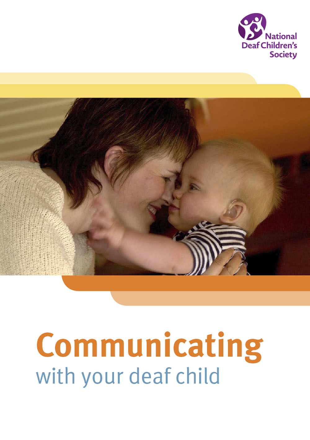 Communicating with Your Deaf Child